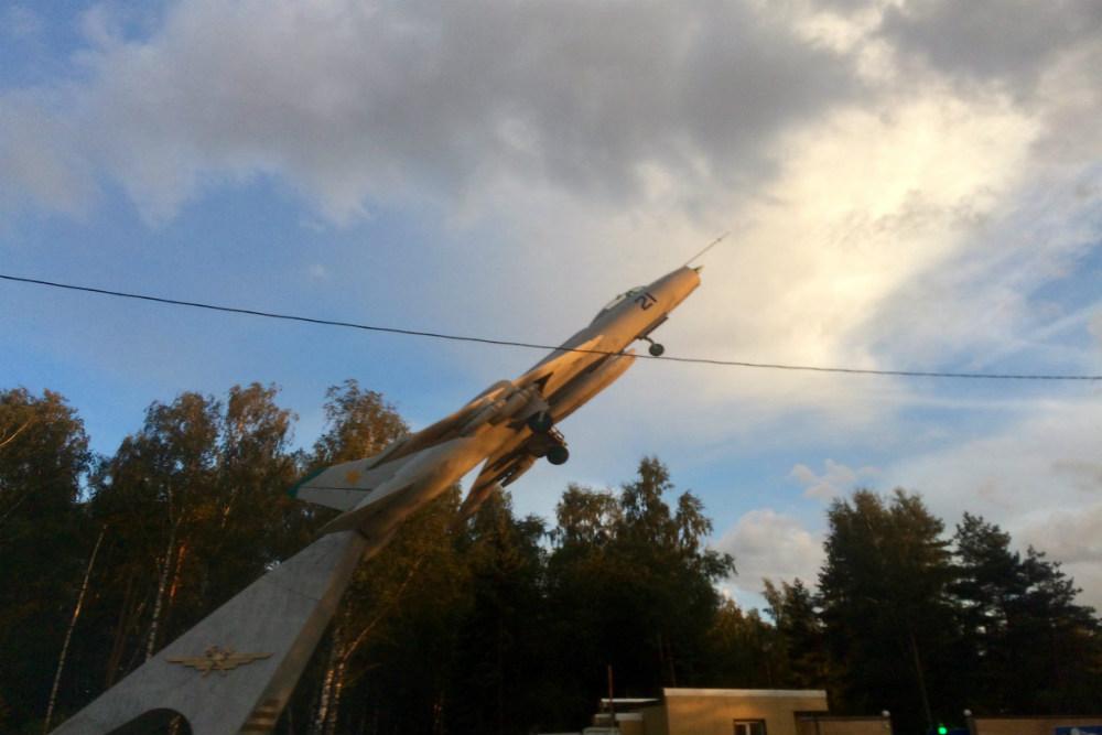 Monument Sukhoi Su-7 Shchyolkovo