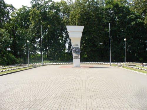 Polish-Soviet War Cemetery Złotów