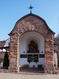 Gefallene Kapelle Mömlingen