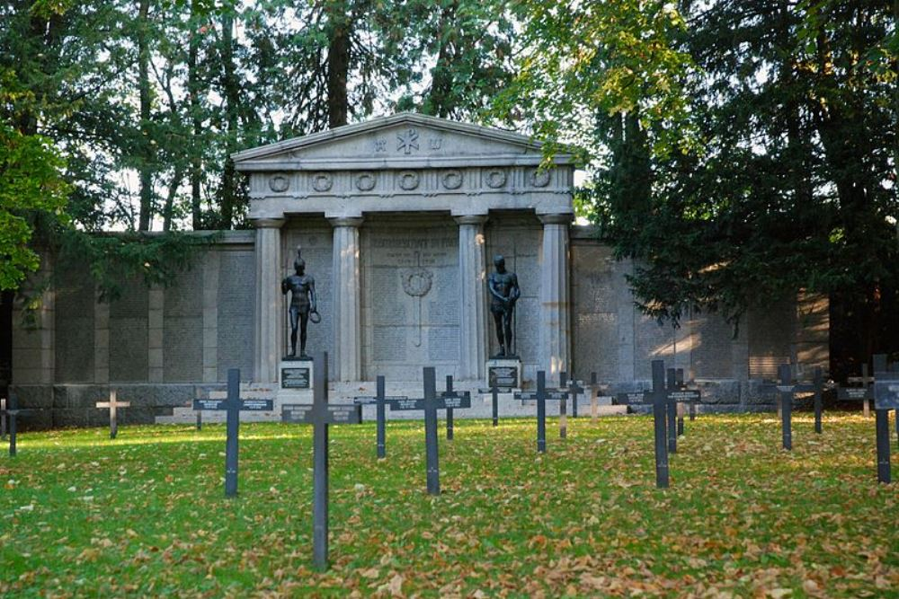 Duitse Oorlogsbegraafplaats Saint-Quentin