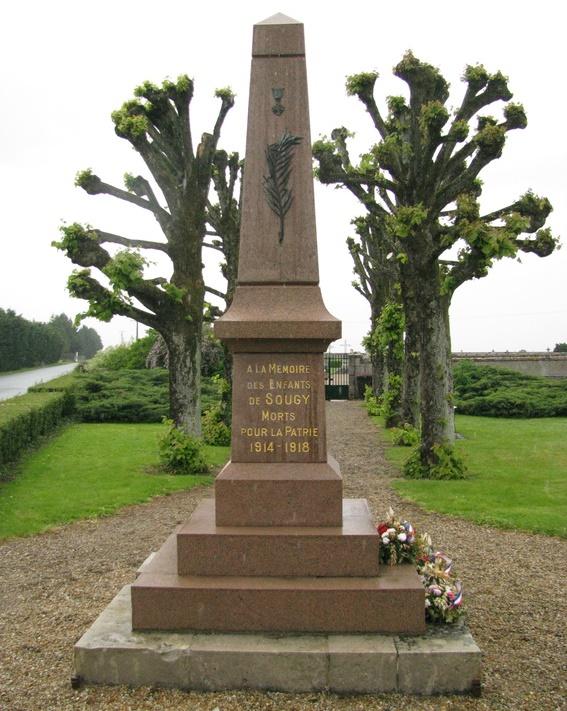 War Memorial Sougy