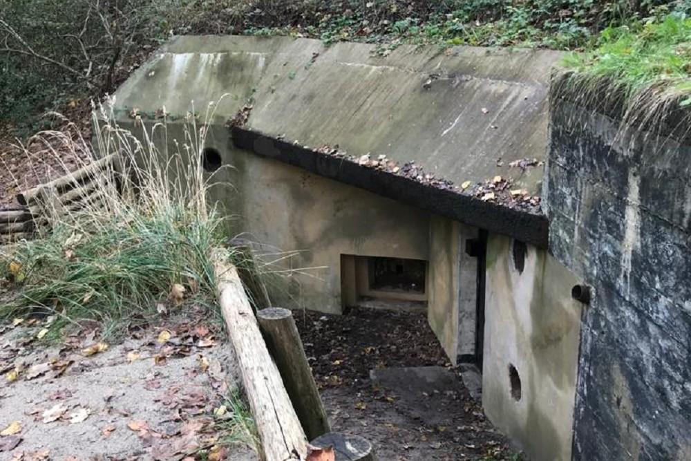 Bunker St.L 481 Unterstand Oostvoorne