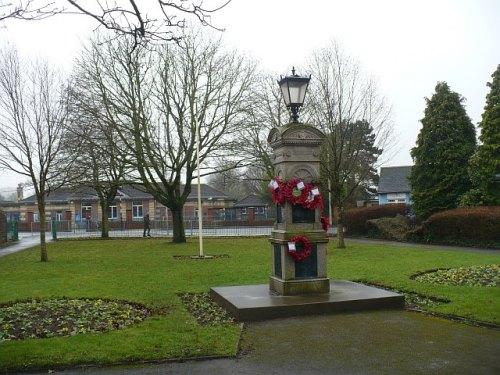 War Memorial Caerleon