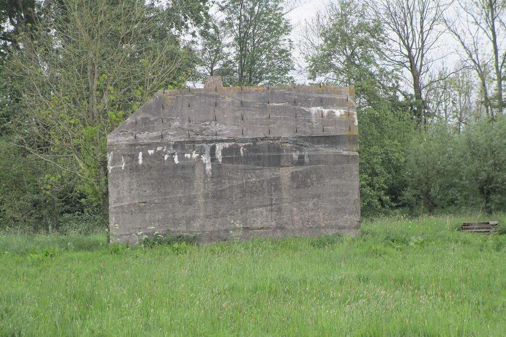 Groepsschuilplaats Type P Loenen aan de Vecht
