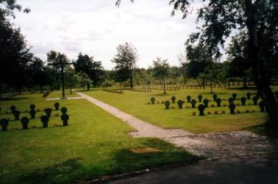 German War Graves Esbjerg