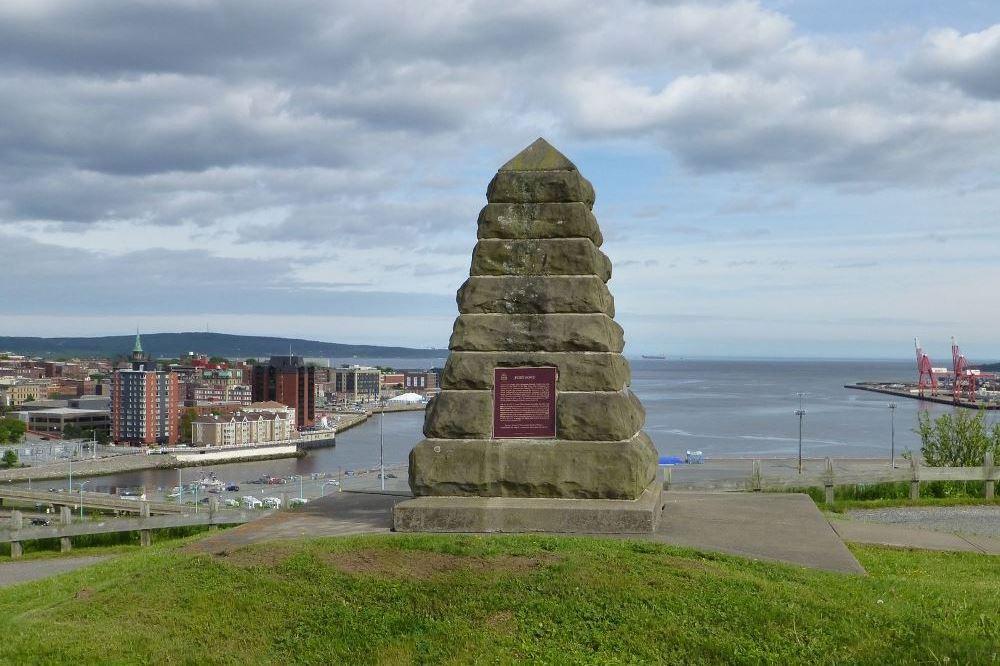 Memorial Fort Howe