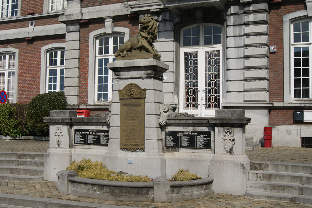 War Memorial Montegnée