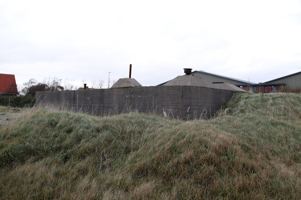 Duitse Bunker Nieuweweg Den Helder