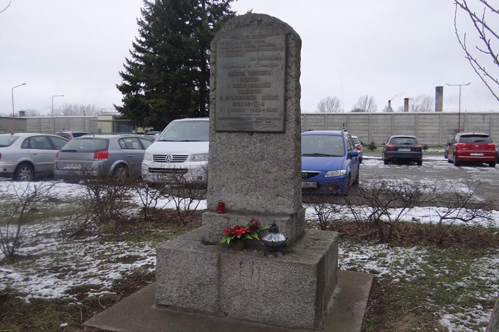 Memorial Victims Stalag II-D