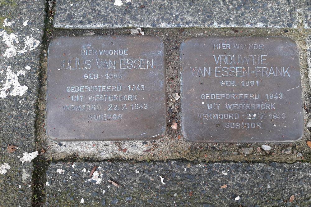 Stumbling Stones H.W. Mesdagstraat 75