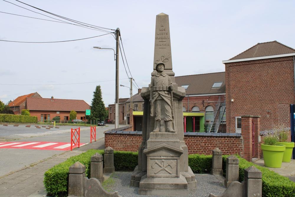 War Memorial Pipaix