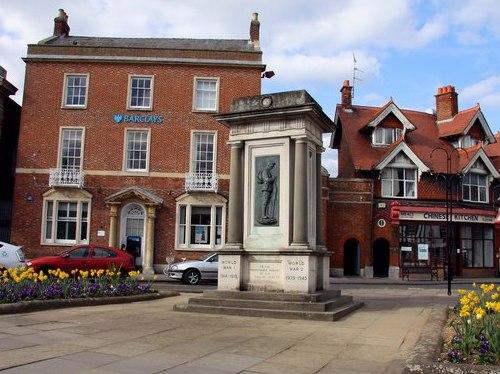 War Memorial Abingdon