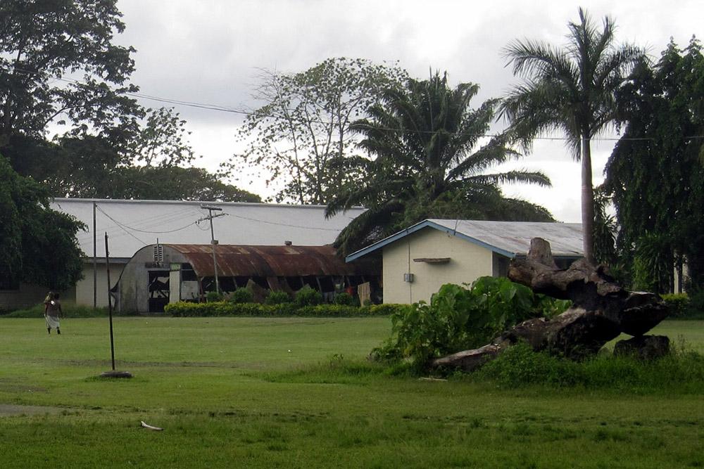 Quonset Hut Betikama College
