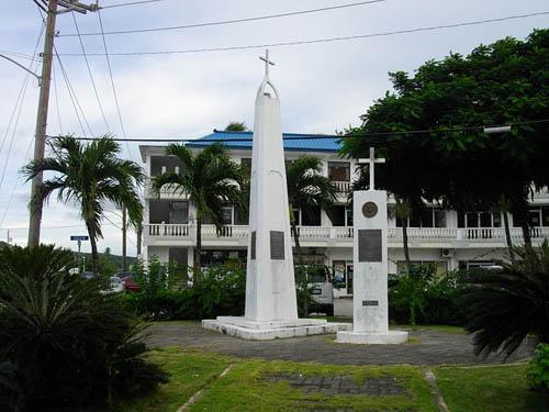 American Landing Memorial Tinian