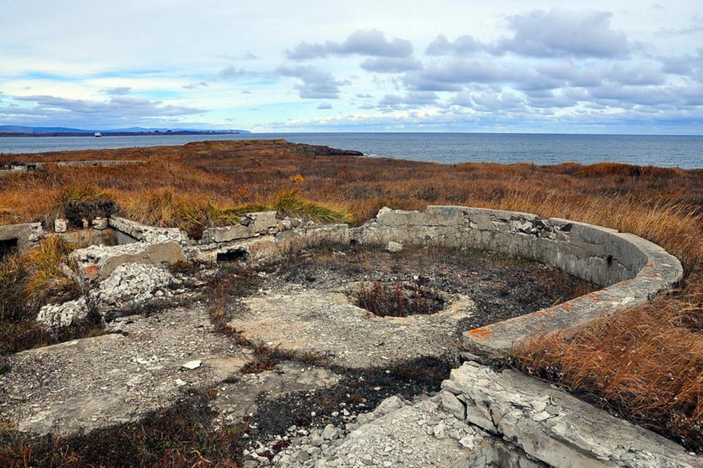 Coastal Battery No. 908