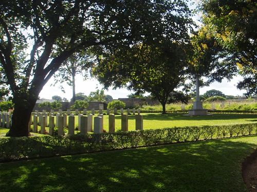 Commonwealth War Graves Ndola