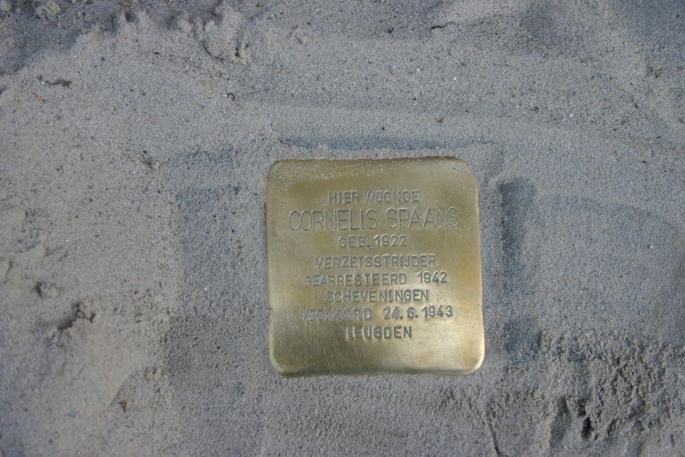 Stolperstein Jozef Israëlsstraat 90