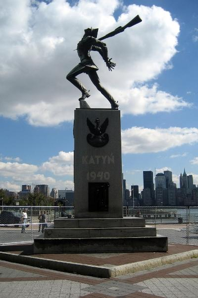 Katyn Memorial Jersey City
