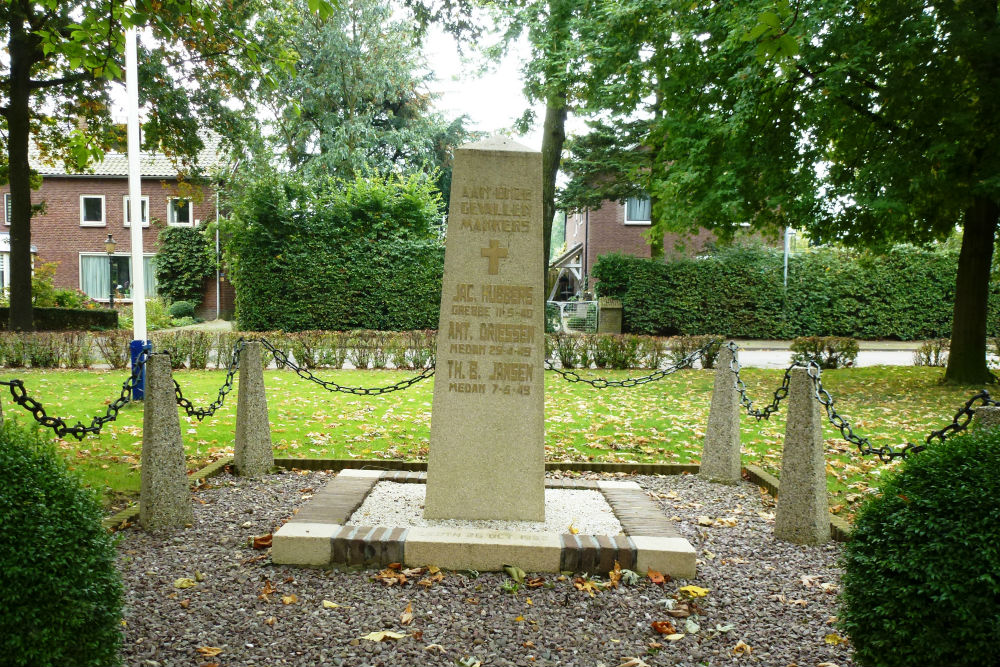 War Memorial Leuth