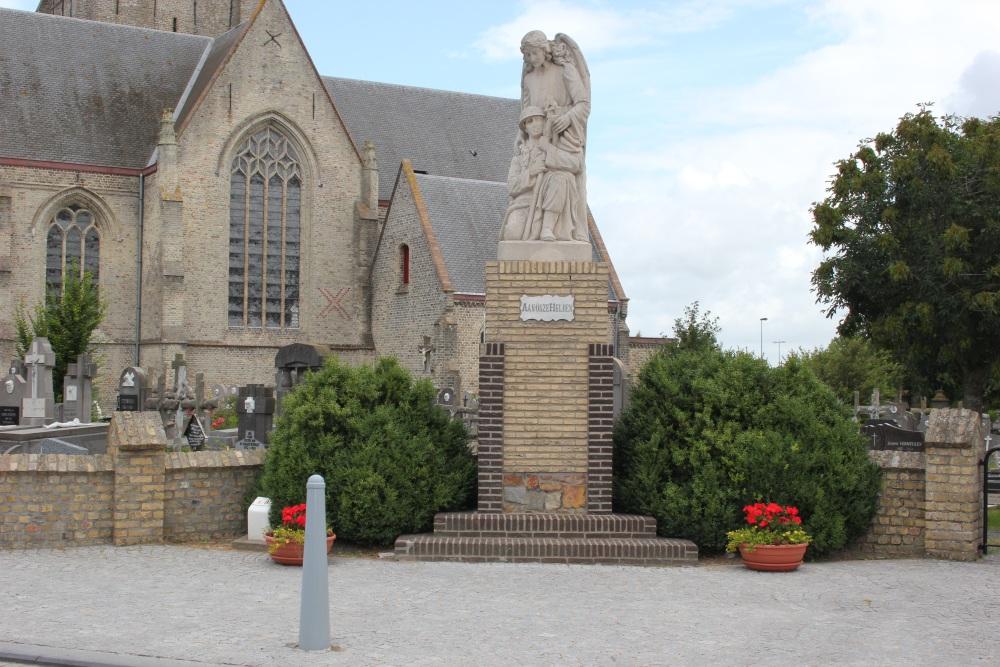 War Memorial Westvleteren