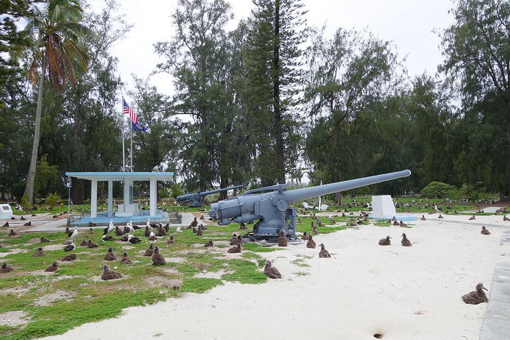 Navy Memorial Midway