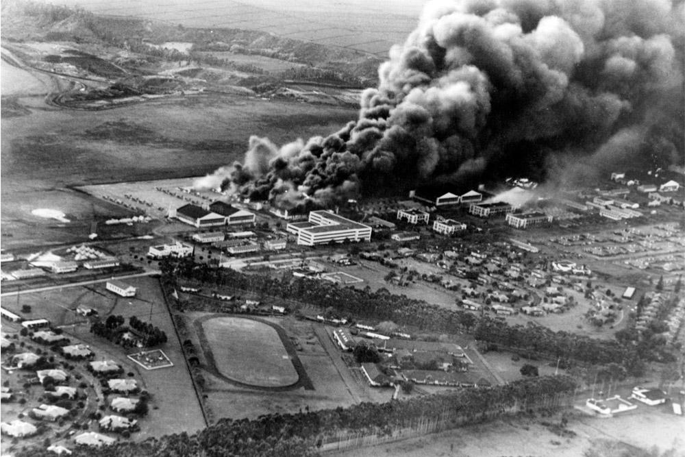 Wheeler Field (Wheeler Army Air Field)