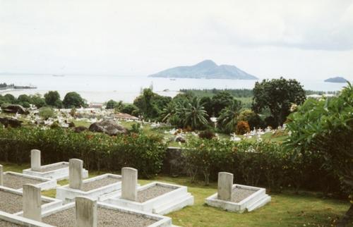 Oorlogsgraven van het Gemenebest Victoria