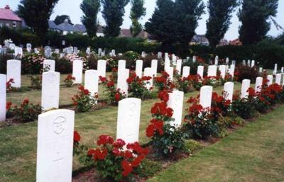 Oorlogsgraven van het Gemenebest Deal Cemetery