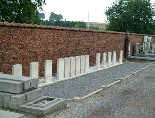 Oorlogsgraven van het Gemenebest Angre