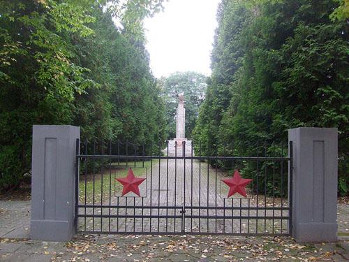 Soviet War Cemetery Siedlce