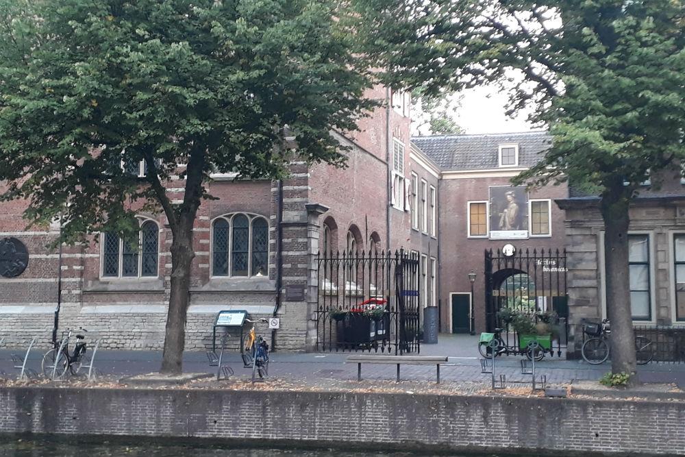 Academy Building Leiden University