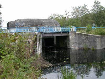 Ostwall - Rivierkazemat (Wasserschloss) 602