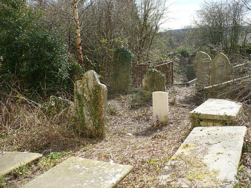 Commonwealth War Graves Penmaen Chapelyard