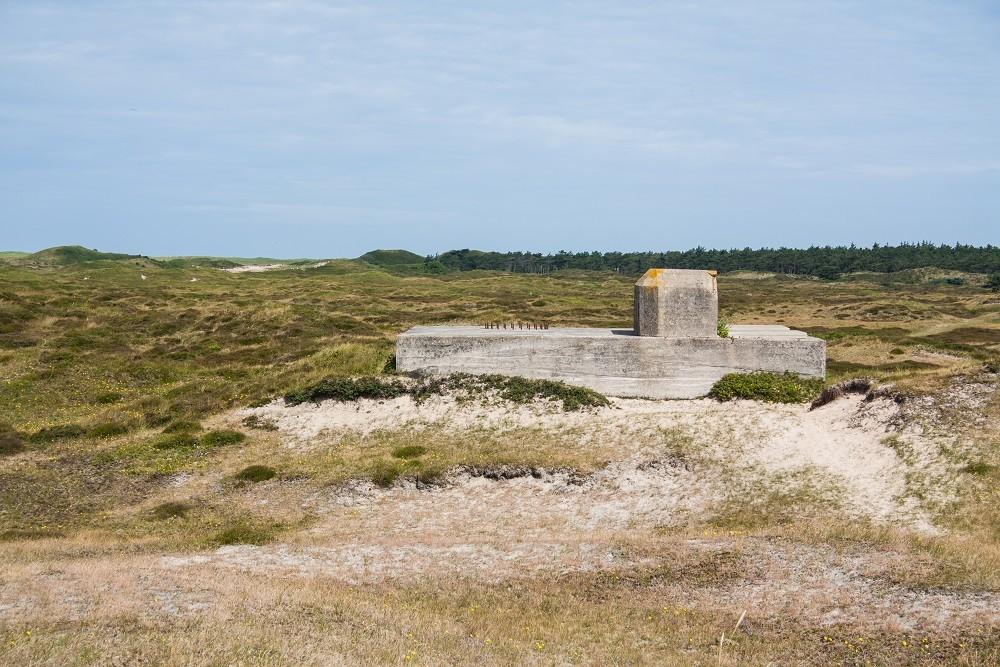 Batterij Den Hoorn (BP 19b) - Nederlandse Geschutsopstelling