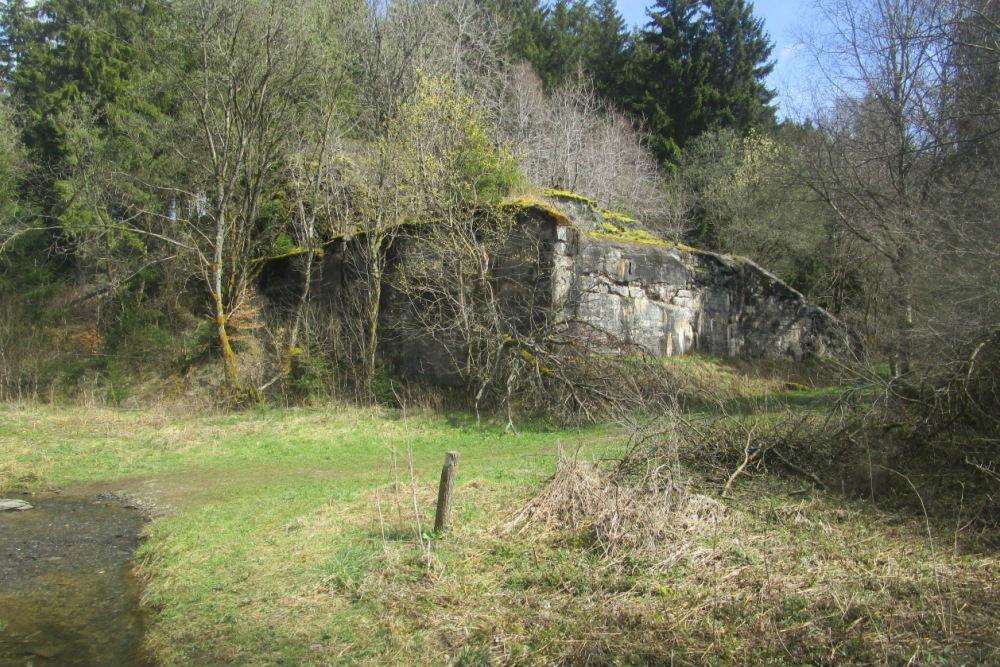 Westwall - Bunker 121a