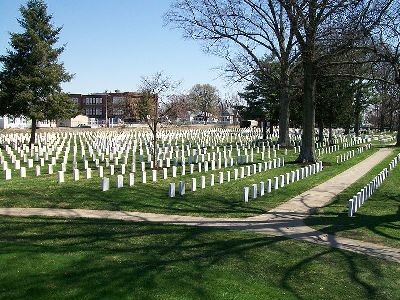 New Albany National Cemetery