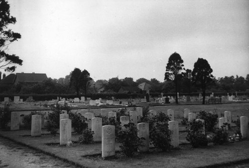 Commonwealth War Graves Brigg Cemetery