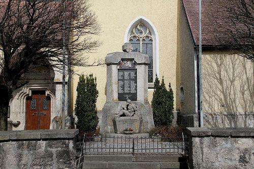 War Memorial Roitham
