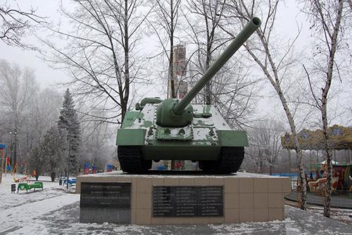 Monument 30 Jaar Overwinning (SU-100 Tankjager)