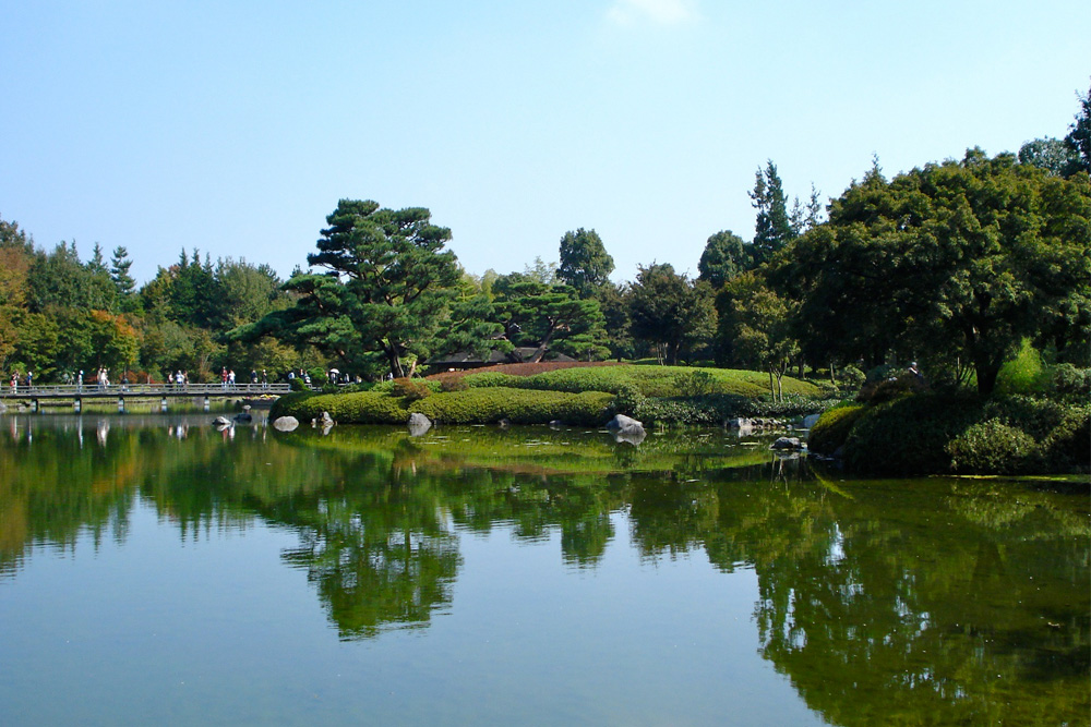 Showa Commemorative National Government Park