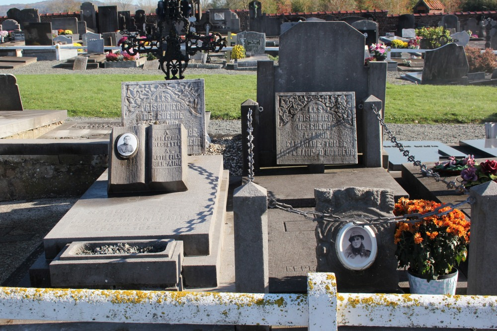 Belgian War Graves Frasnes-lez-Buissenal