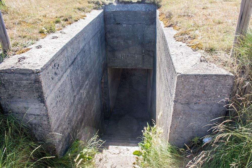 Batterij Den Hoorn (BP 19b) - Bunker Küver 467a