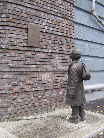 Babi Jar Monument Kiev