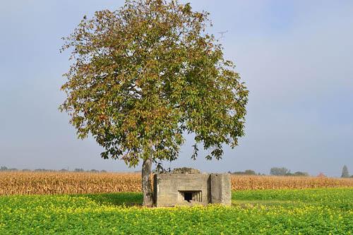 Maginot Line - Pillbox Geiswasser