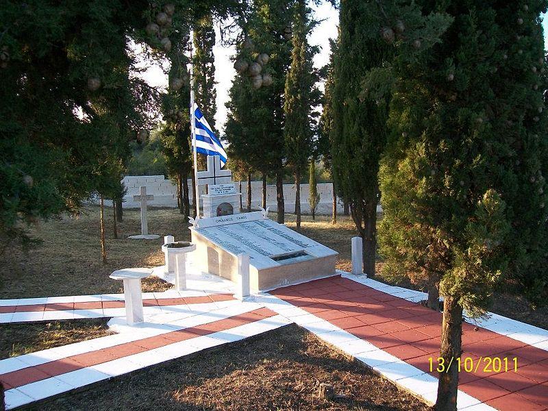 Ossuary Victims Massacre Kato Kerdyllia