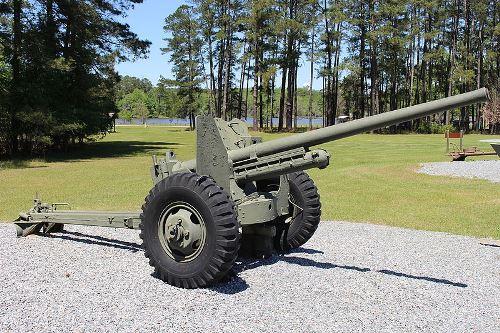 57mm Antitank Geschut M1