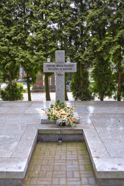 Mass Graves Polish Soldiers Siedlce