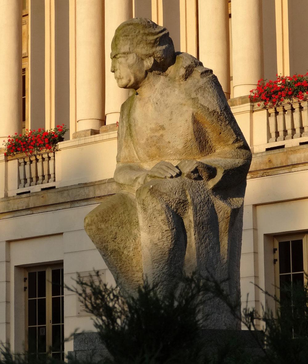 Monument Ignacy Paderewski