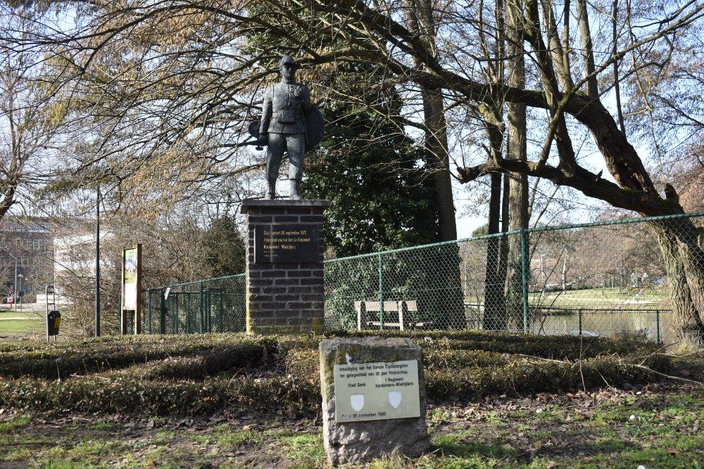 The Cyclist Memorial
