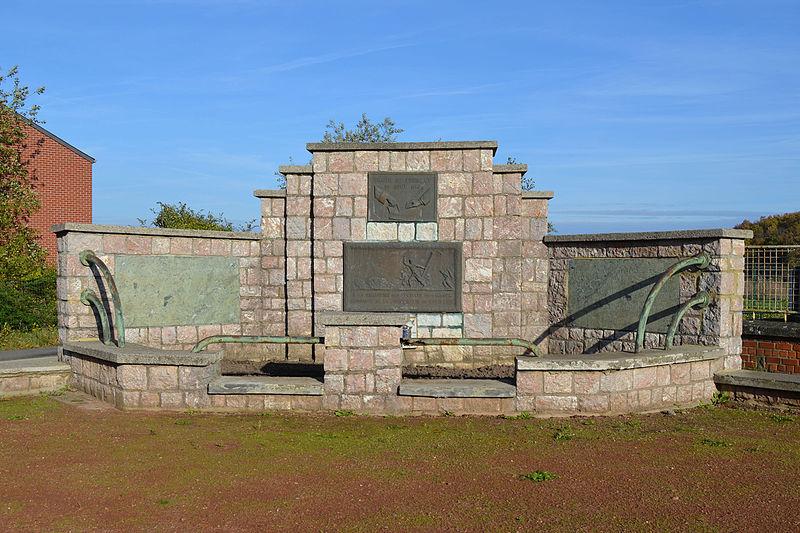 Monument Verdrag van Couillet